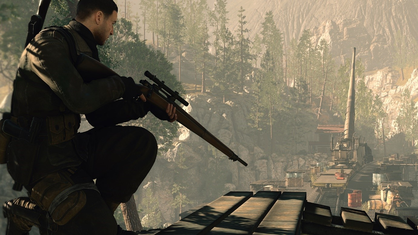 graphics hardcore gaming best gpu games best looking games 2017 games like crysis  sniper elite 4