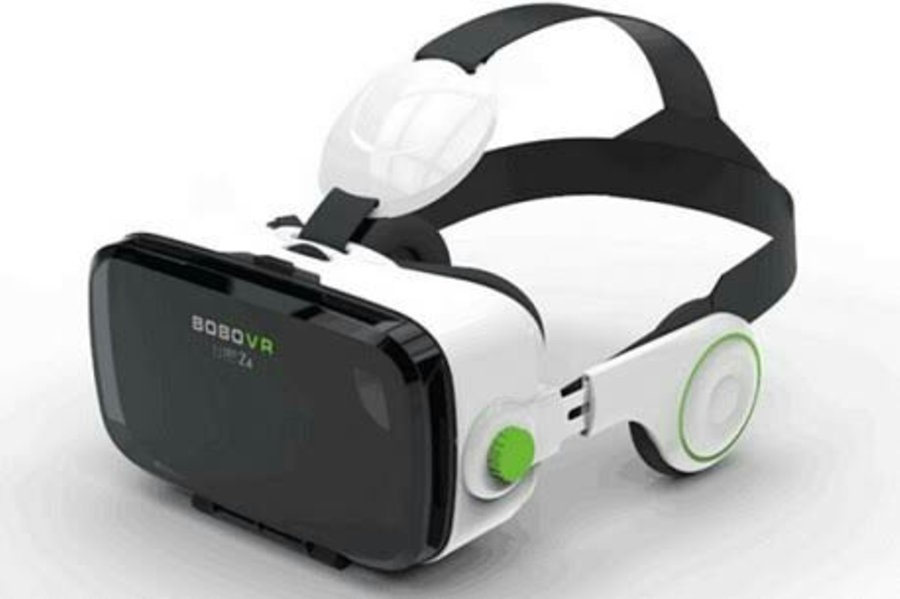 Bobo best vr headset 2017 mobile gaming virtual reality