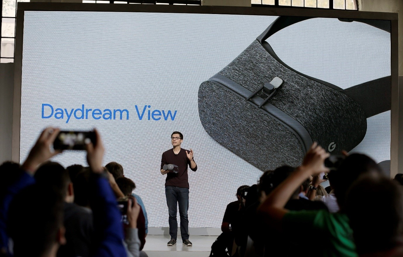 dream view vr experience unvieled mobile gaming virtual reality