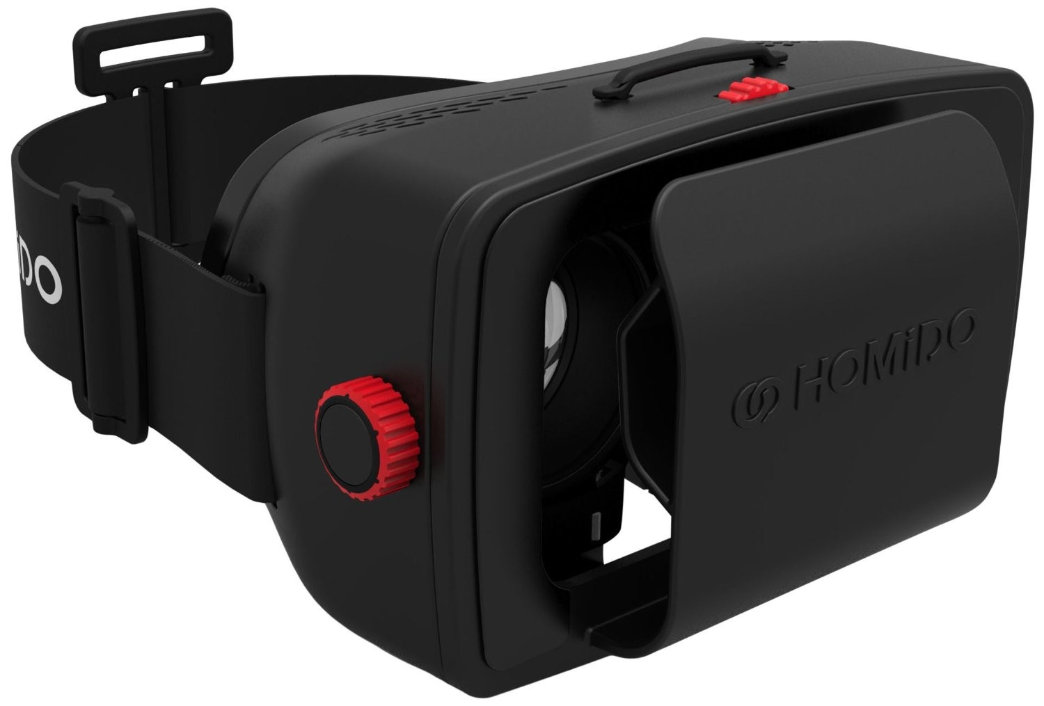 Homido Best VR Headset 2017 Mobile Gaming Virtual Reality