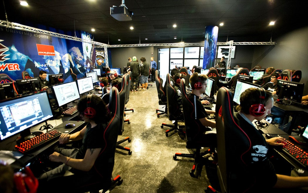 esports e-sports scholarship university of Utah pro gaming 2017