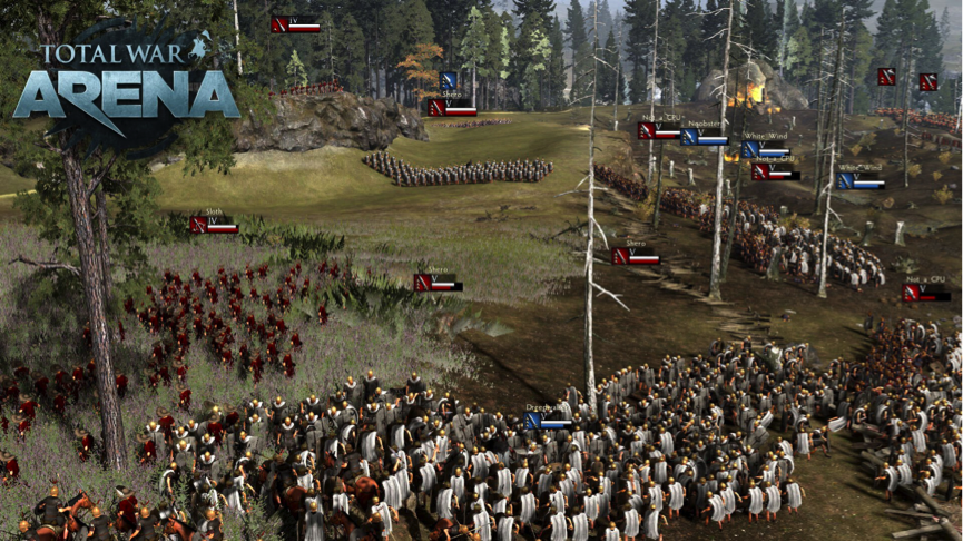Total War Arena Freunde Hinzufügen