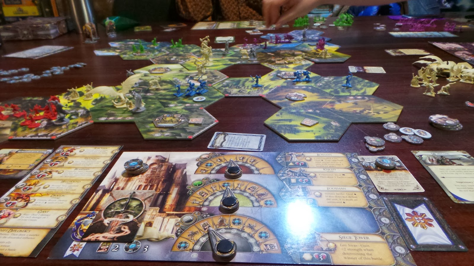 fantasy board games for adults