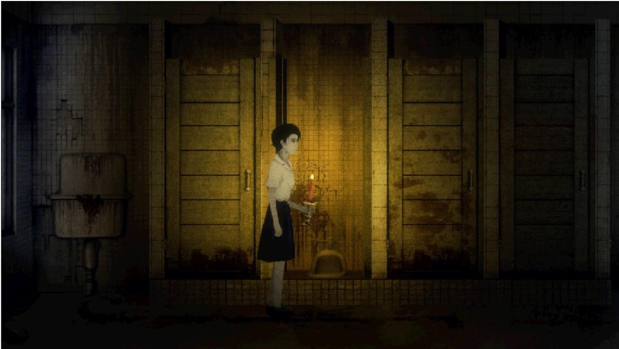 Bathroom Japanese Horror Game top 17 games like undertale   gamers decide