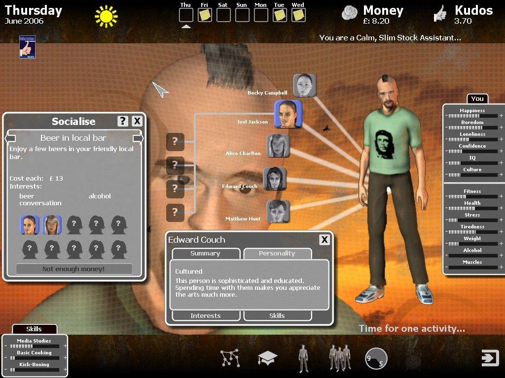 Simulation games hook up