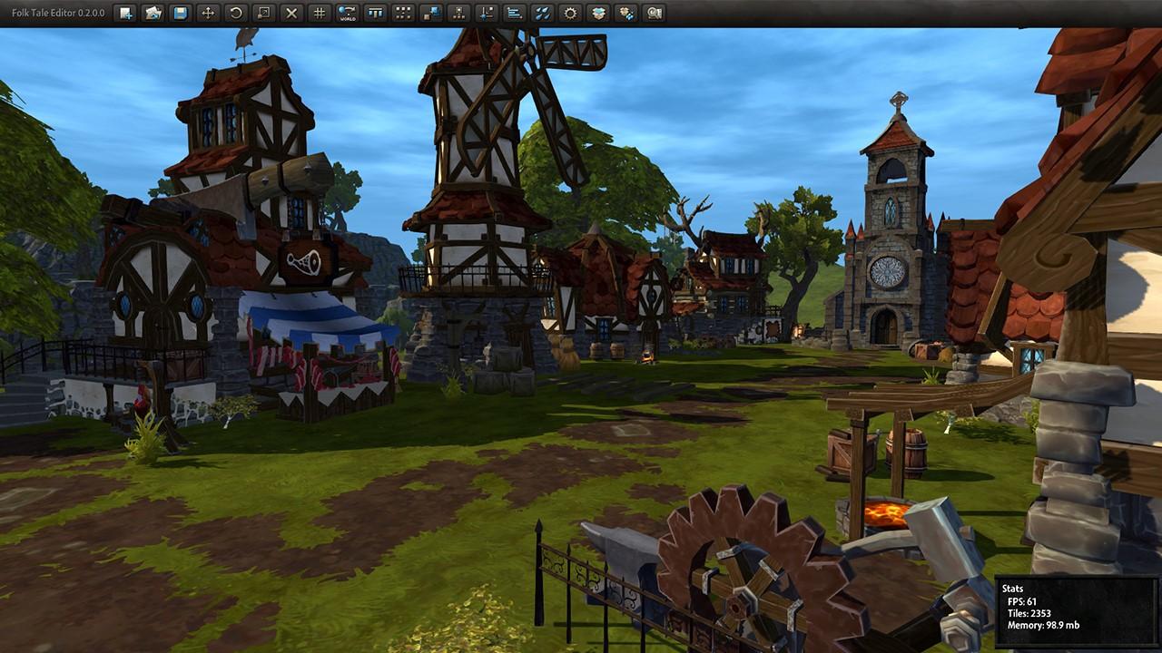 Dsandbox Building Games