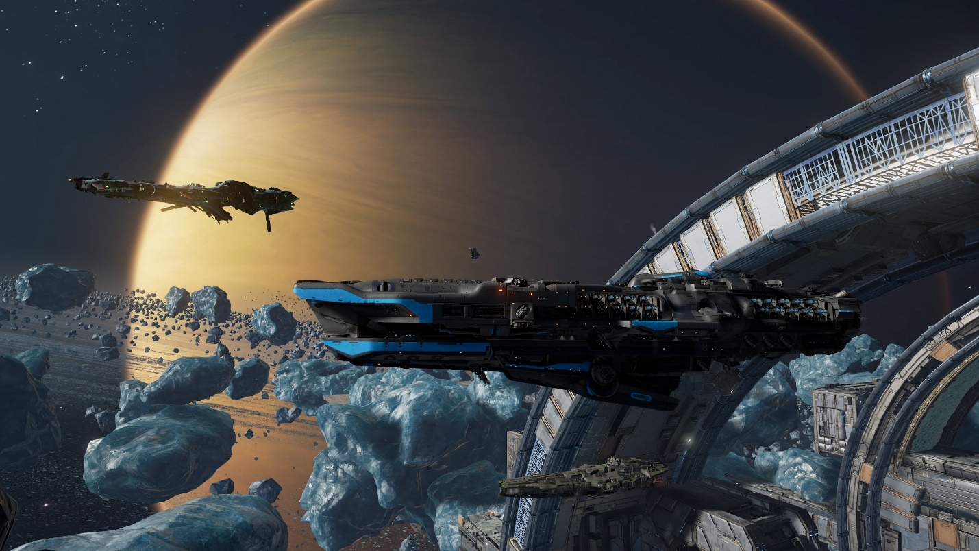 The 17 Best Space Games To Play Now In 2018 Gamers Decide
