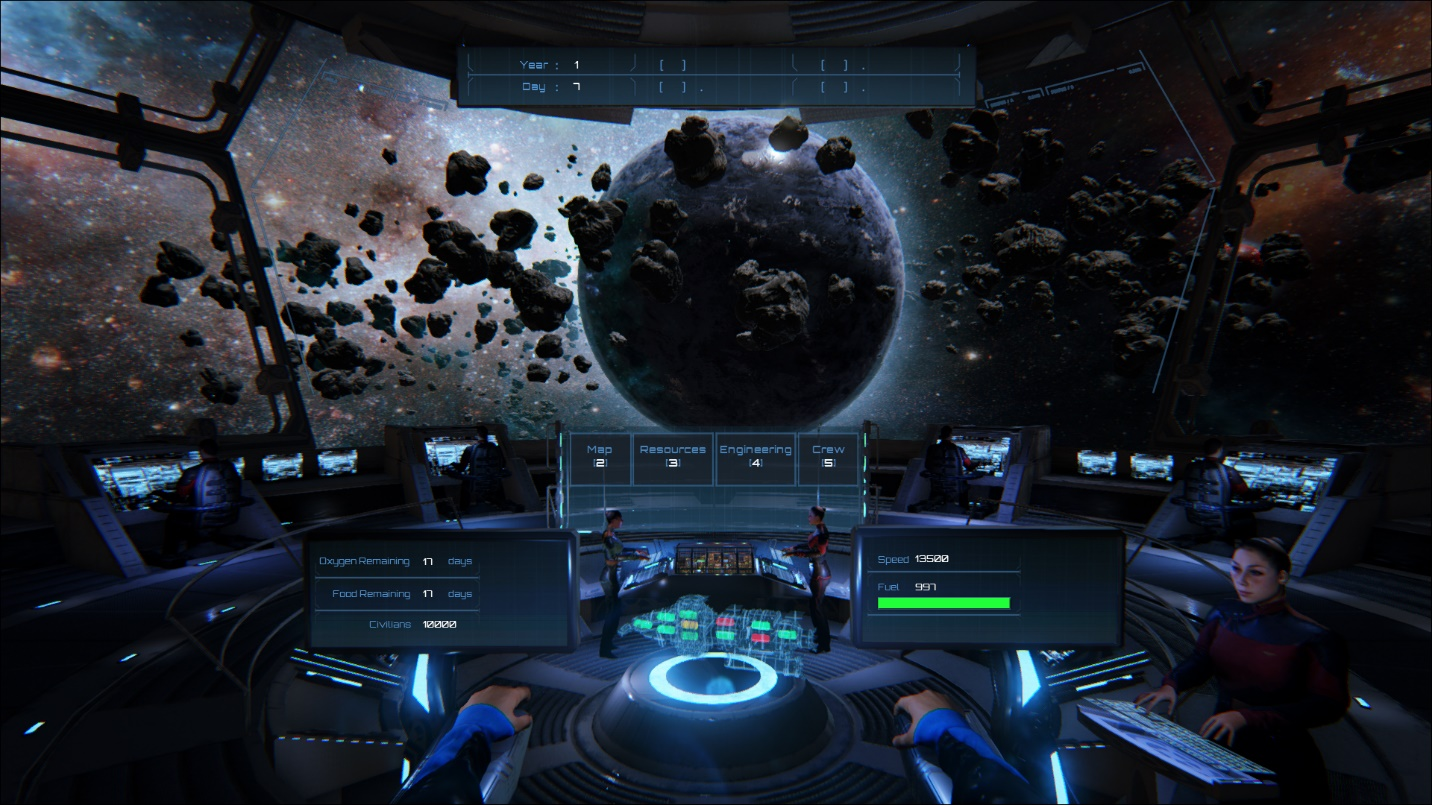 The 17 'Best Space Games' to Play Now in 2018   GAMERS DECIDE