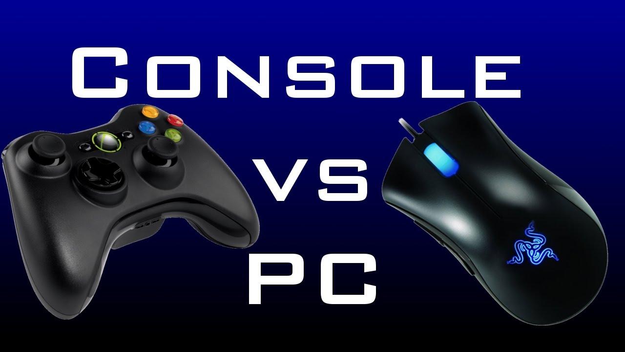 PUBG PC VS MOBILE Vs CONSOLE GAMERS - YouTube |Pc Gamers Vs Console Gamers