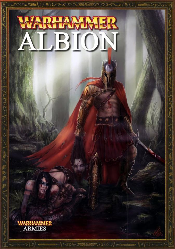 Albion, home to feuding chaos tainted tribes.
