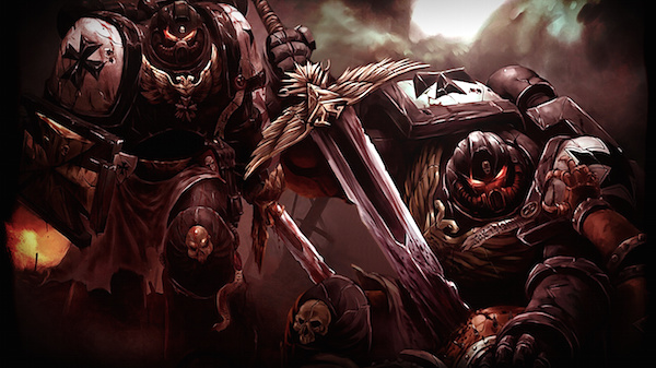 Black Templar Space Marines