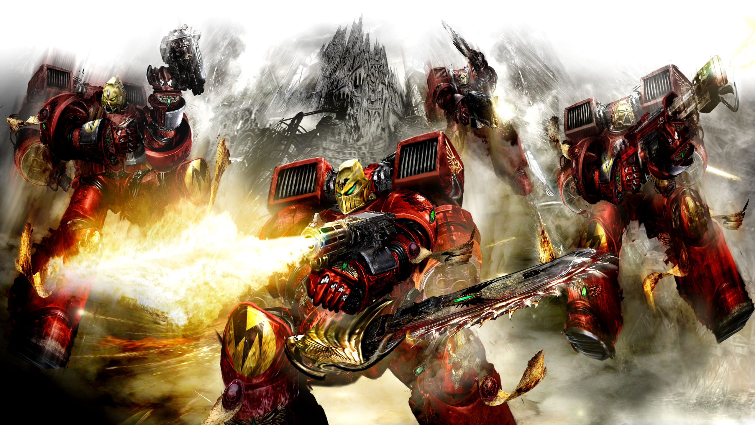 Blood Angels Space Marines