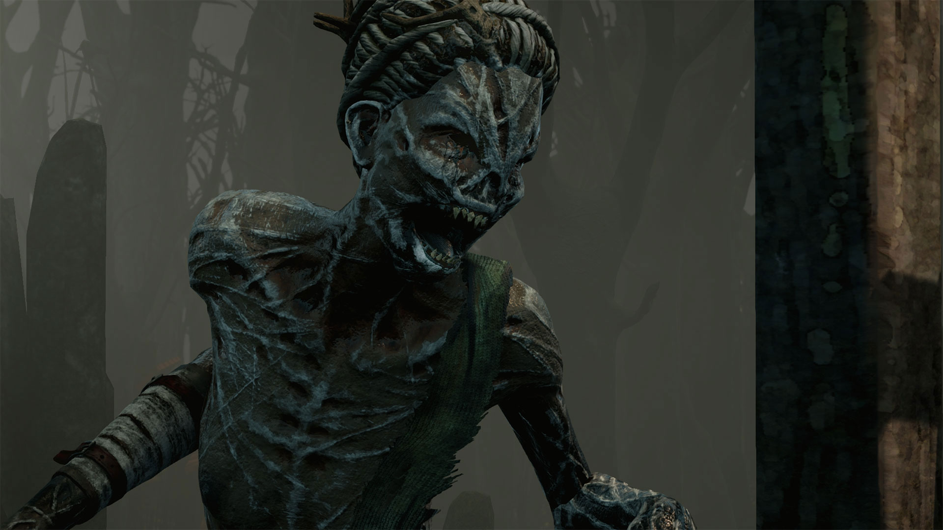 The Hag, one of the most terrifying of the Dead by Daylight killers