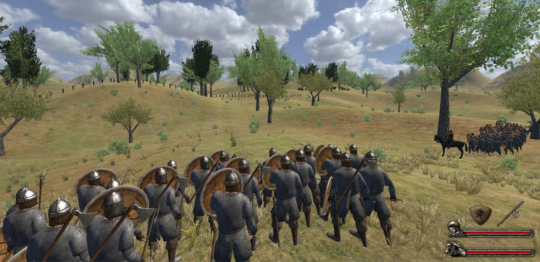 The graphics might not hold up, but the combat is so engaging that many still return to the original Mount and Blade.