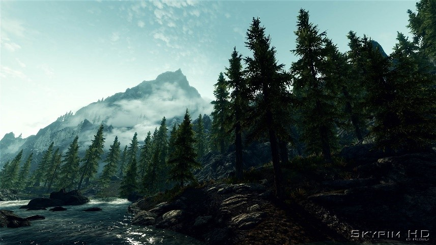 15 Best Skyrim Graphics Mods You Should be Using Right Now | GAMERS