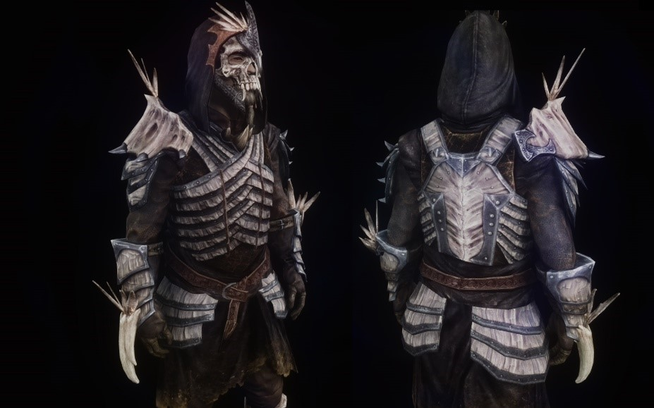 15 Skyrim Armour Mods You Should Be Using Right Now   GAMERS DECIDE