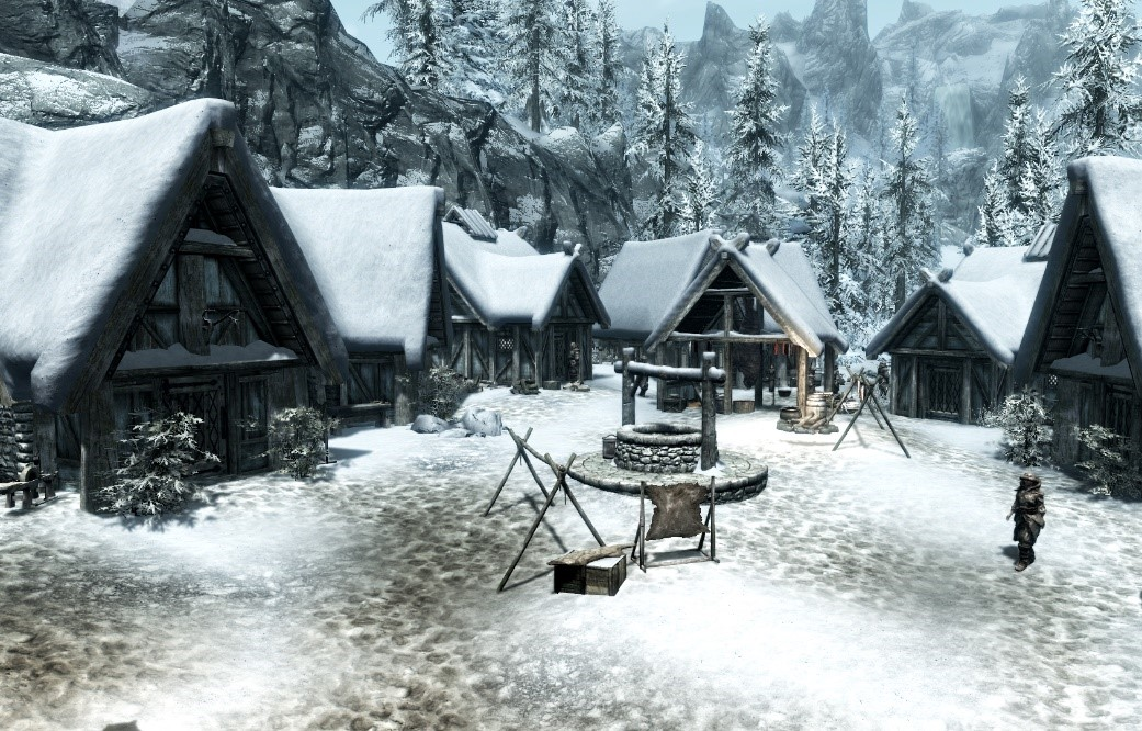 how to build your own house skyrim pc