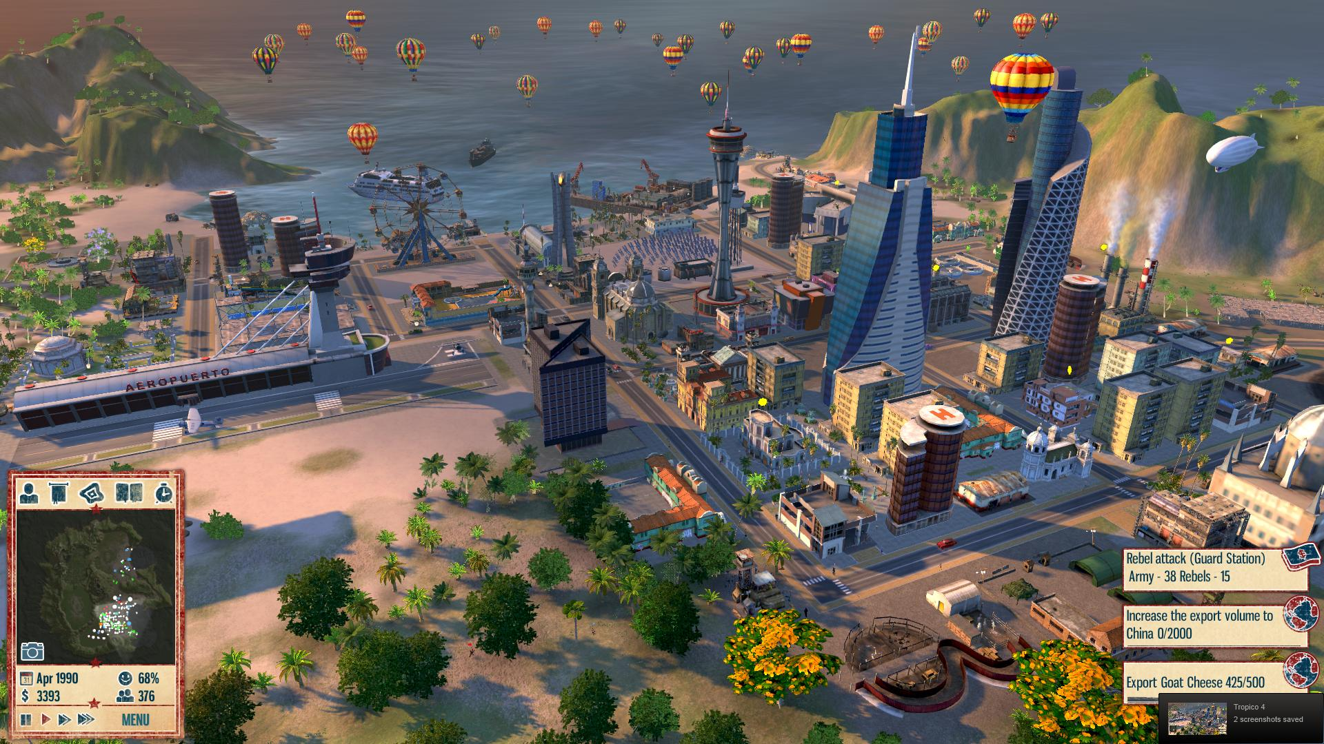 Cities Xl Natural Disasters