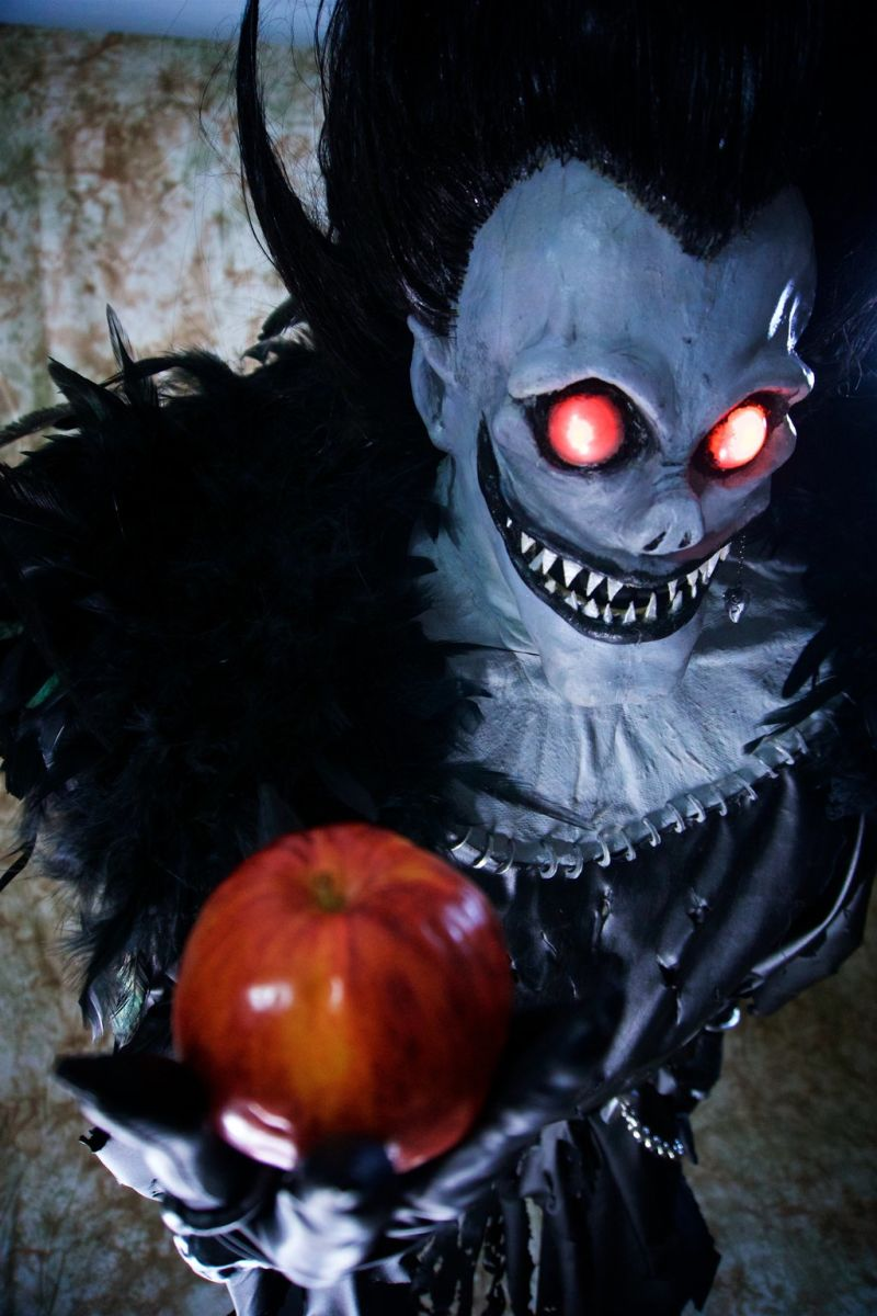 The 25 Best Death Note Cosplays Ever Gamers Decide