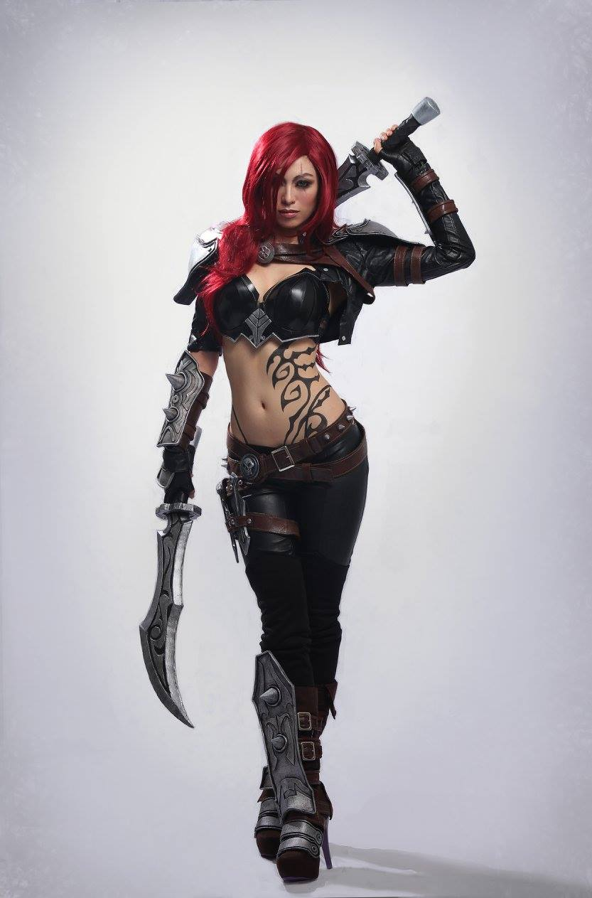 The Best Female Cosplayers (Top 100 List)