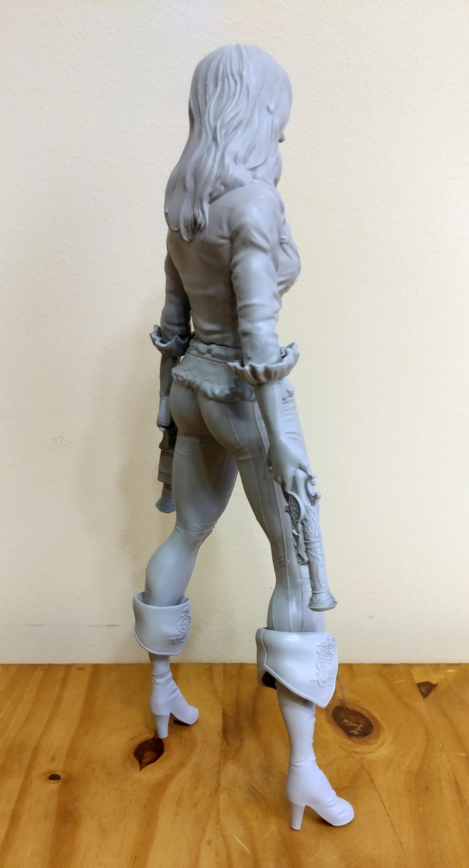 League Of Legends An Artist Just Sculpted A 14 Inch Statue