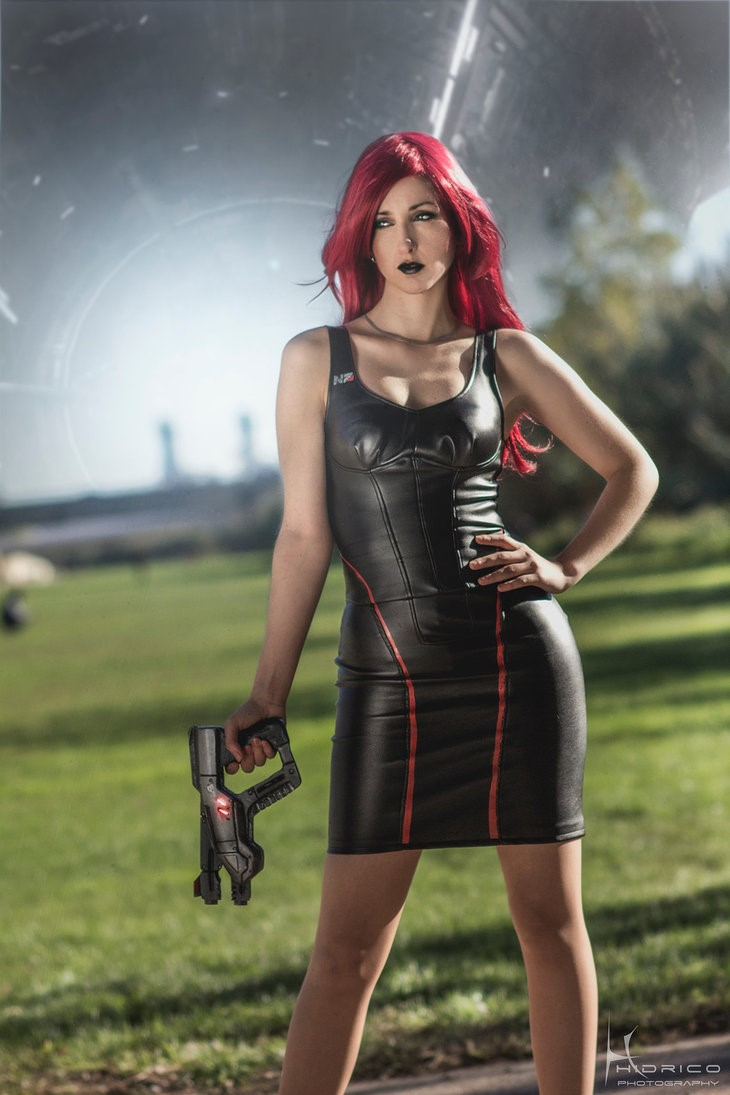 Page 5 Of 10 For 50 Best Mass Effect Cosplays Number 4 Is