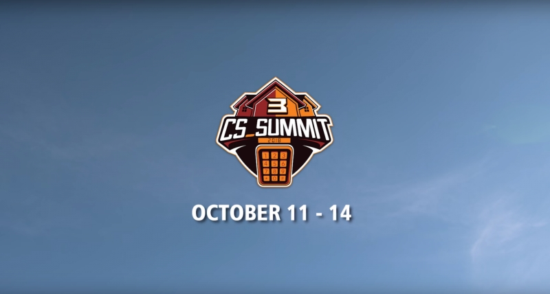 cs_summit 3 Twitter announcement video