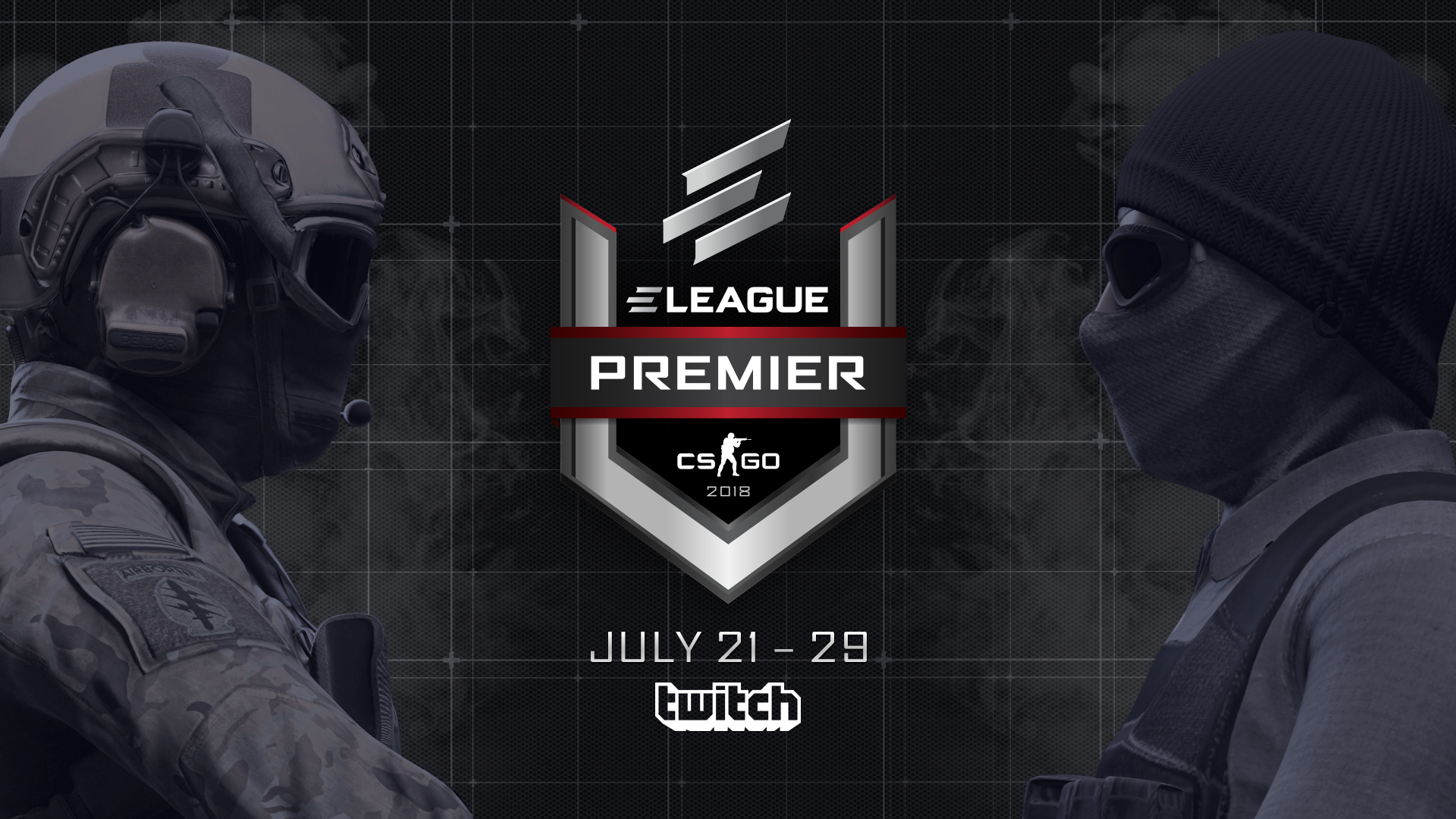 ELeague Premier 2018 Announcement Image