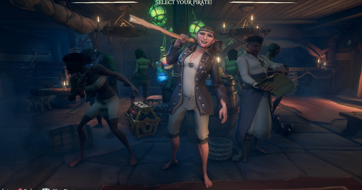 Top 10 Sea of Thieves Best Outfits | GAMERS DECIDE