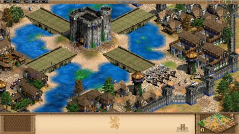 AoE II Gameplay 1