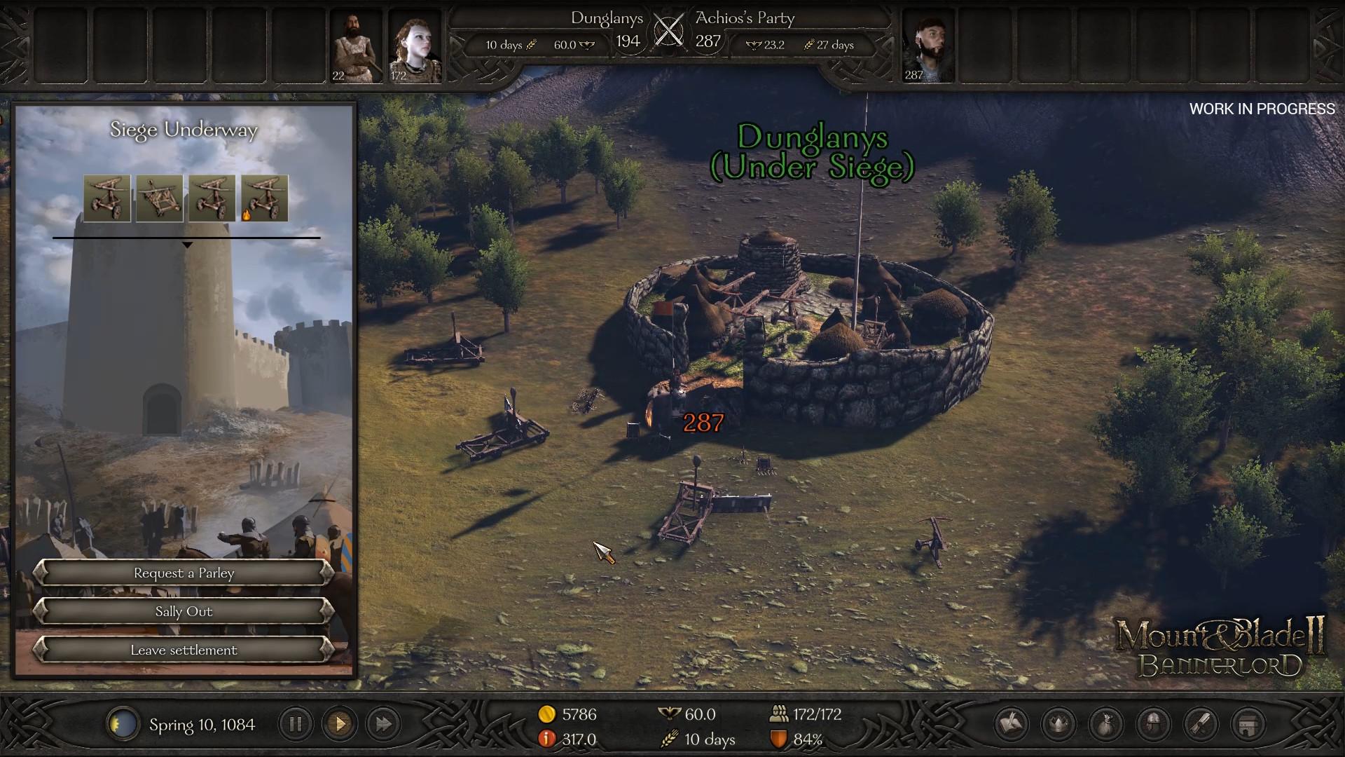 Diario semanal de desarrollo de Bannerlord 46: Entrevista a Ozan Gümüş Mount_and_blade_under_seige