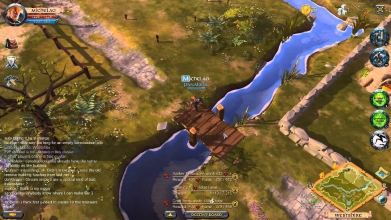Image result for albion online gameplay