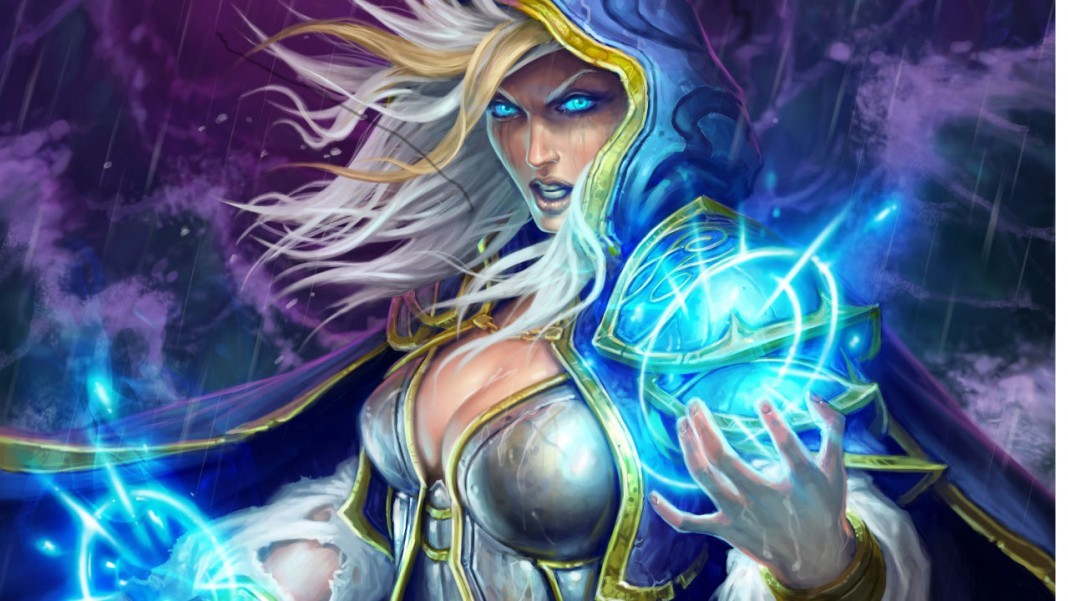 Image result for hearthstone mage