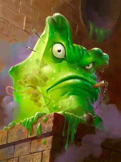 Image result for gelatinous cube hearthstone