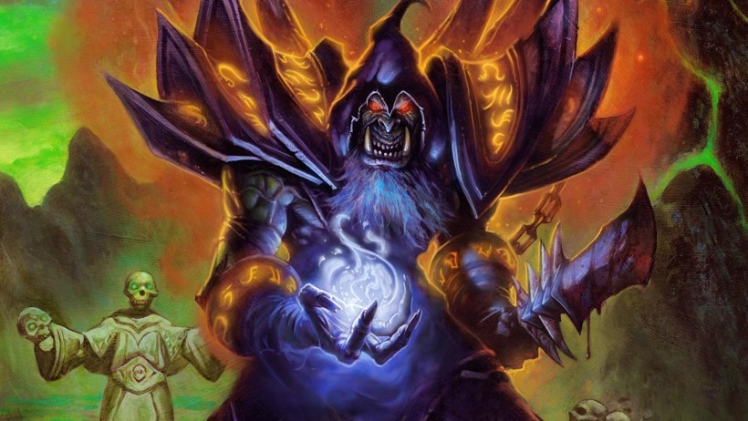 Image result for hearthstone warlock