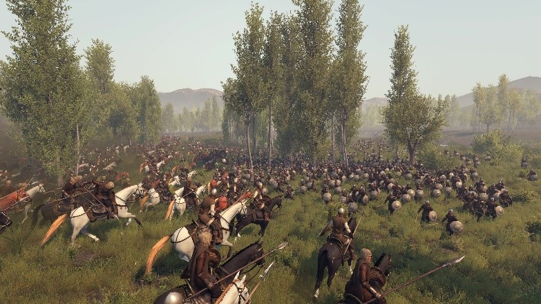 Image result for mount and blade 2 bannerlord screenshots