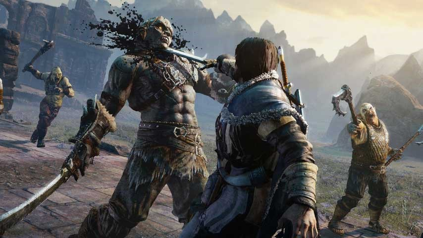 Image result for shadow of mordor screenshots