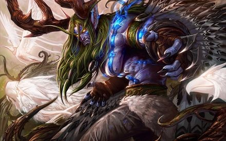 Image result for malfurion hearthstone