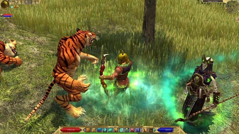 Image result for titan quest ragnarok screenshot
