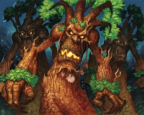 Image result for hearthstone treant