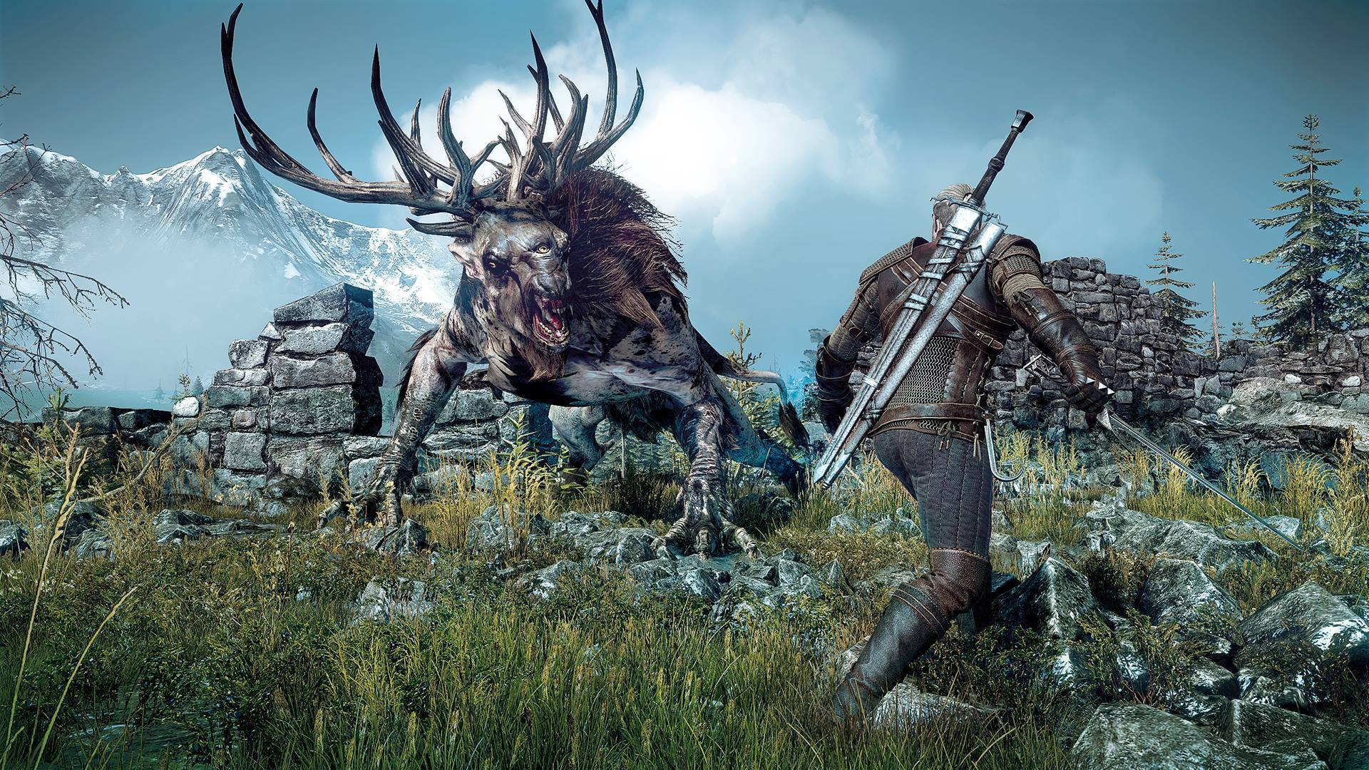 Image result for the witcher 3 screenshots
