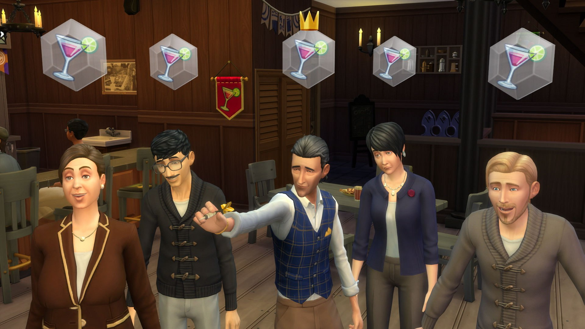 sims 4 get together, get together, best sims expansions