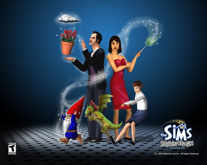 the sims makin magic, makin magic, best sims expansions