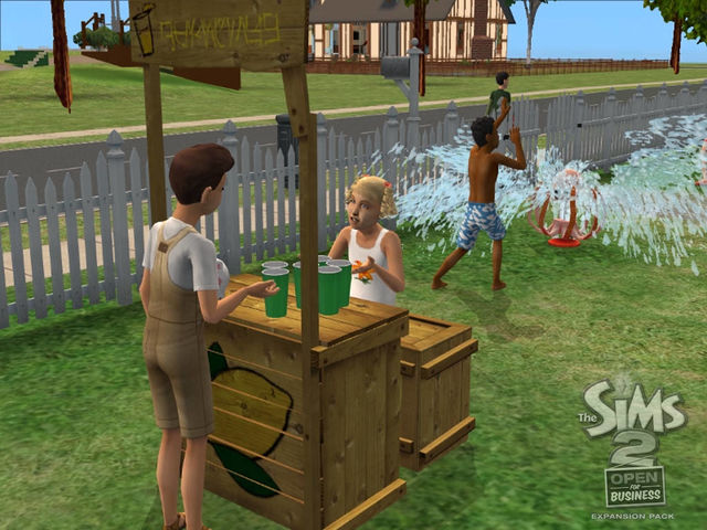 sims 2 open for business, open for business, best sims expansions
