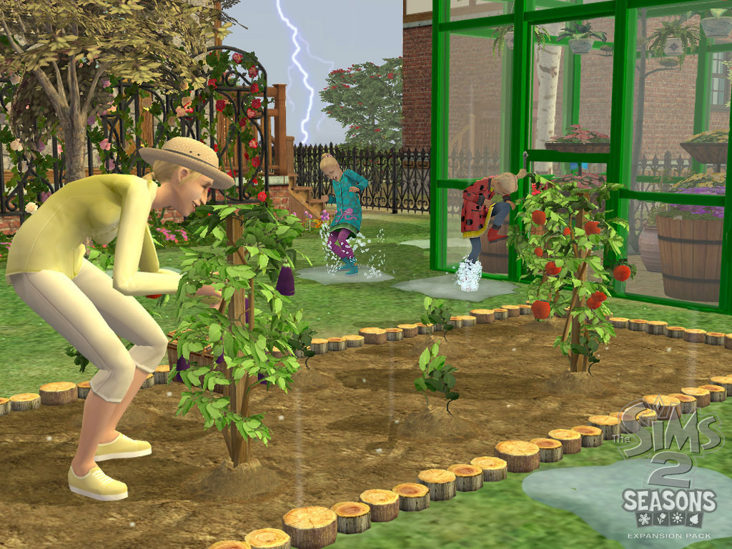 sims 2 seasons, seasons, best sims expansions