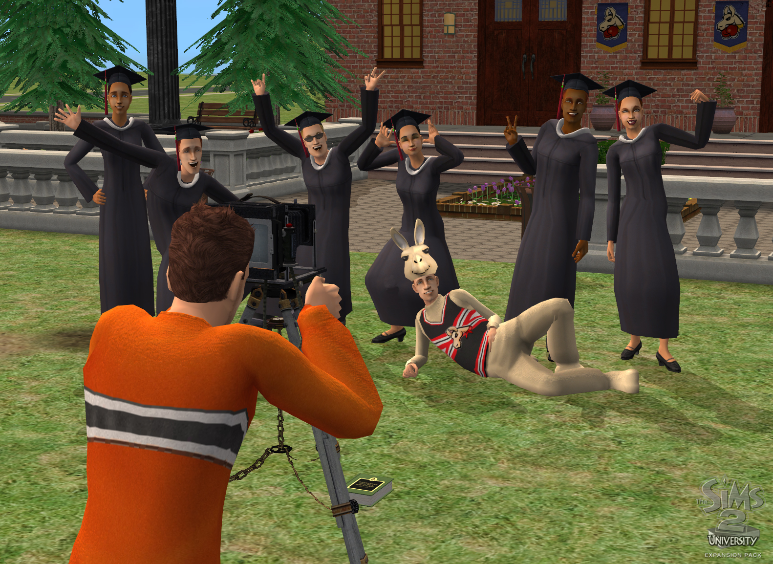 sims 2 university, sims 2 university life, best sims expansions