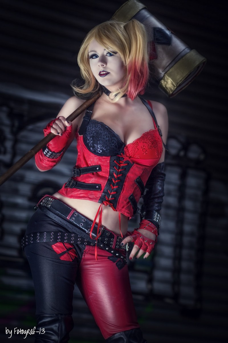 22e5aec5fe The 50 Best Harley Quinn Cosplays of All Time (Most Beautiful ...