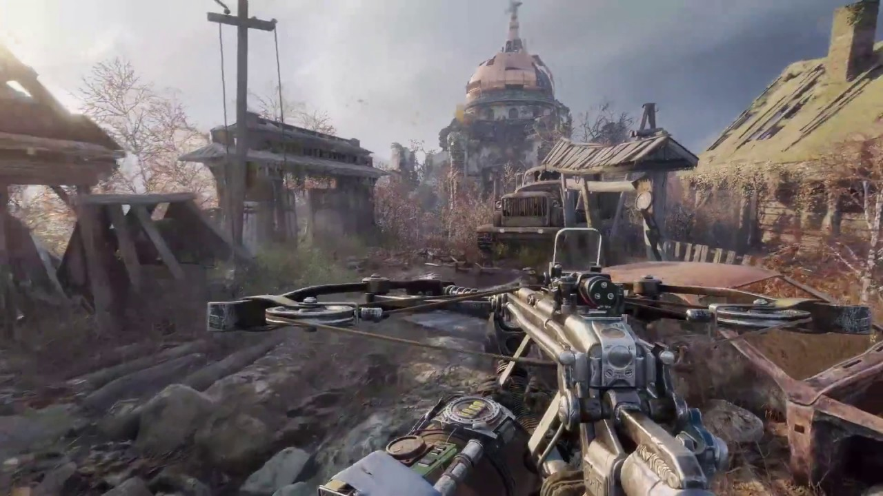 Metro Exodus news, gameplay, and trailers