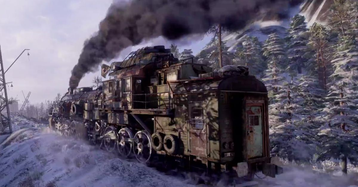 Metro Exodus gameplay, trailers, and news