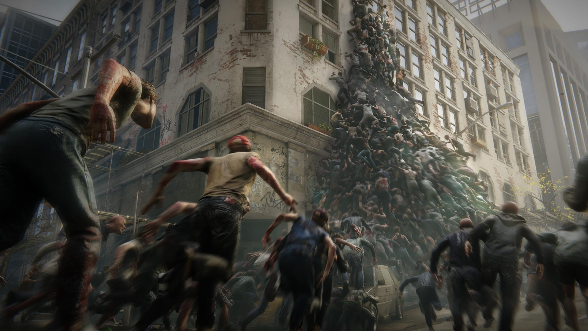 World War Z gameplay, news, and trailers